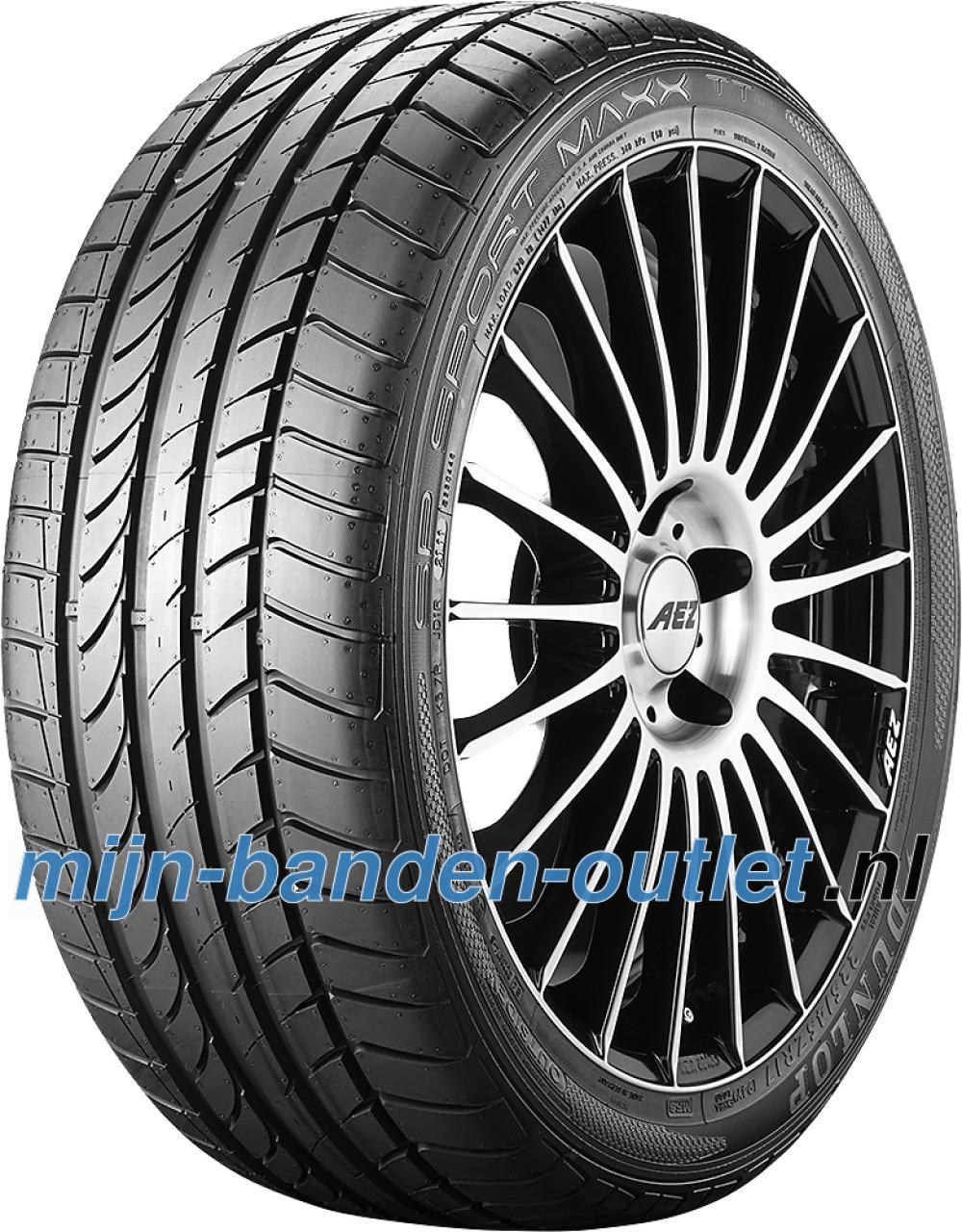 Dunlop SP Sport Maxx GT ROF ( 275/40 R20 106W XL *, met velgrandbescherming (MFS), runflat )