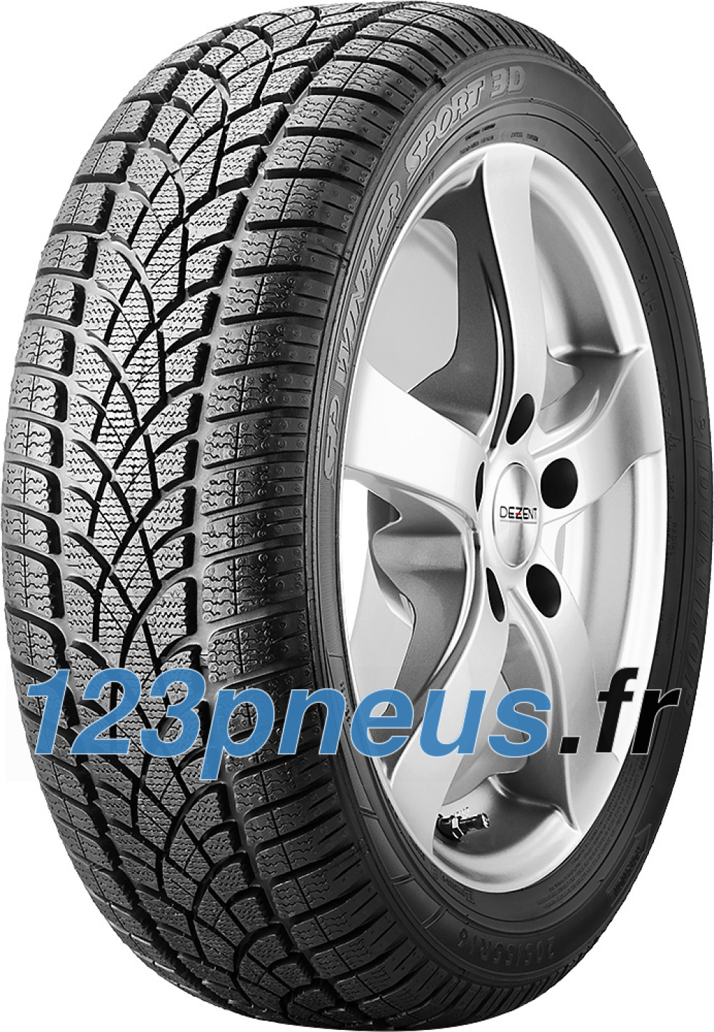 Dunlop SP Winter Sport 3D ROF