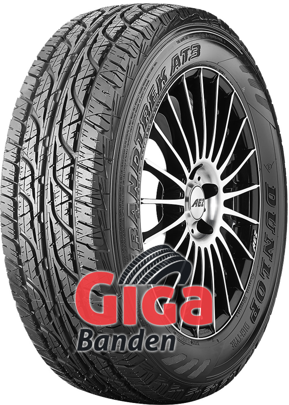 Dunlop Grandtrek AT 3 ( 205/70 R15 96T )