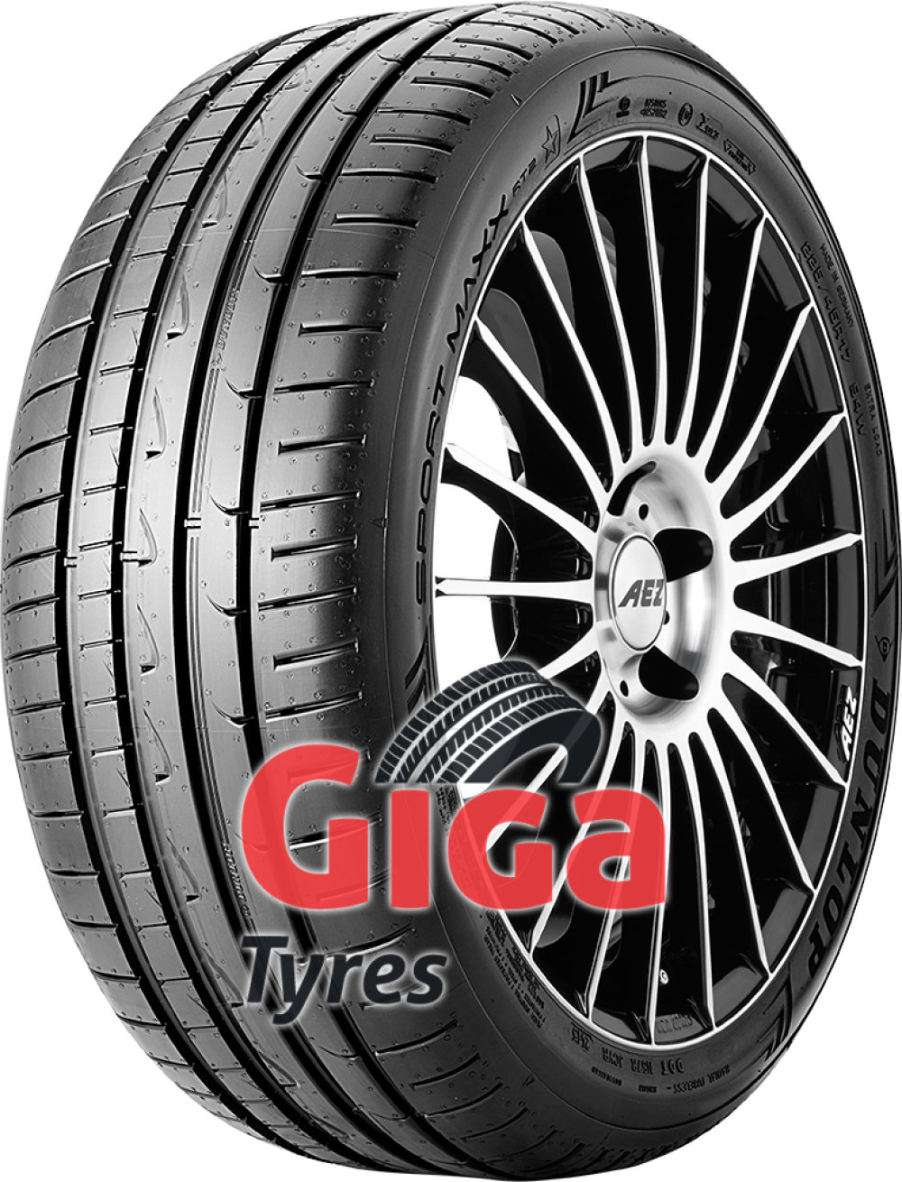 Dunlop Sport Maxx RT2 ( 245/45 R18 100Y XL *, MO, NST, with rim protection (MFS) )