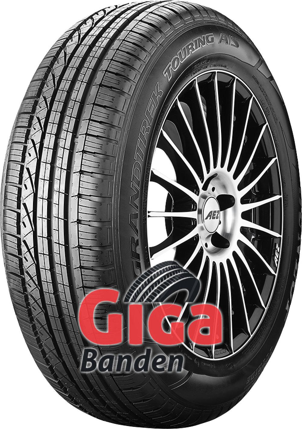 Dunlop Grandtrek Touring A/S ( 225/65 R17 106V XL , met velgrandbescherming (MFS) )