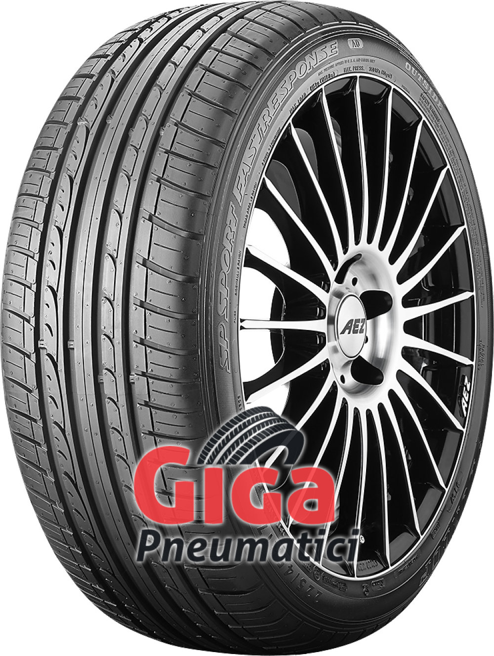 Dunlop SP Sport FastResponse ( 195/65 R15 91H MO )