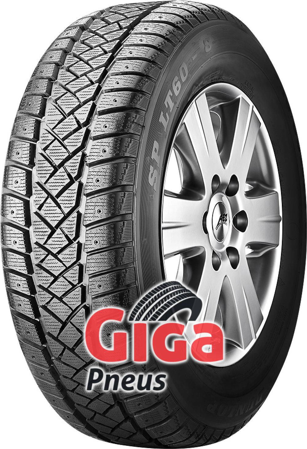Dunlop SP LT 60 ( 215/75 R16C 113/111R , Cloutable )