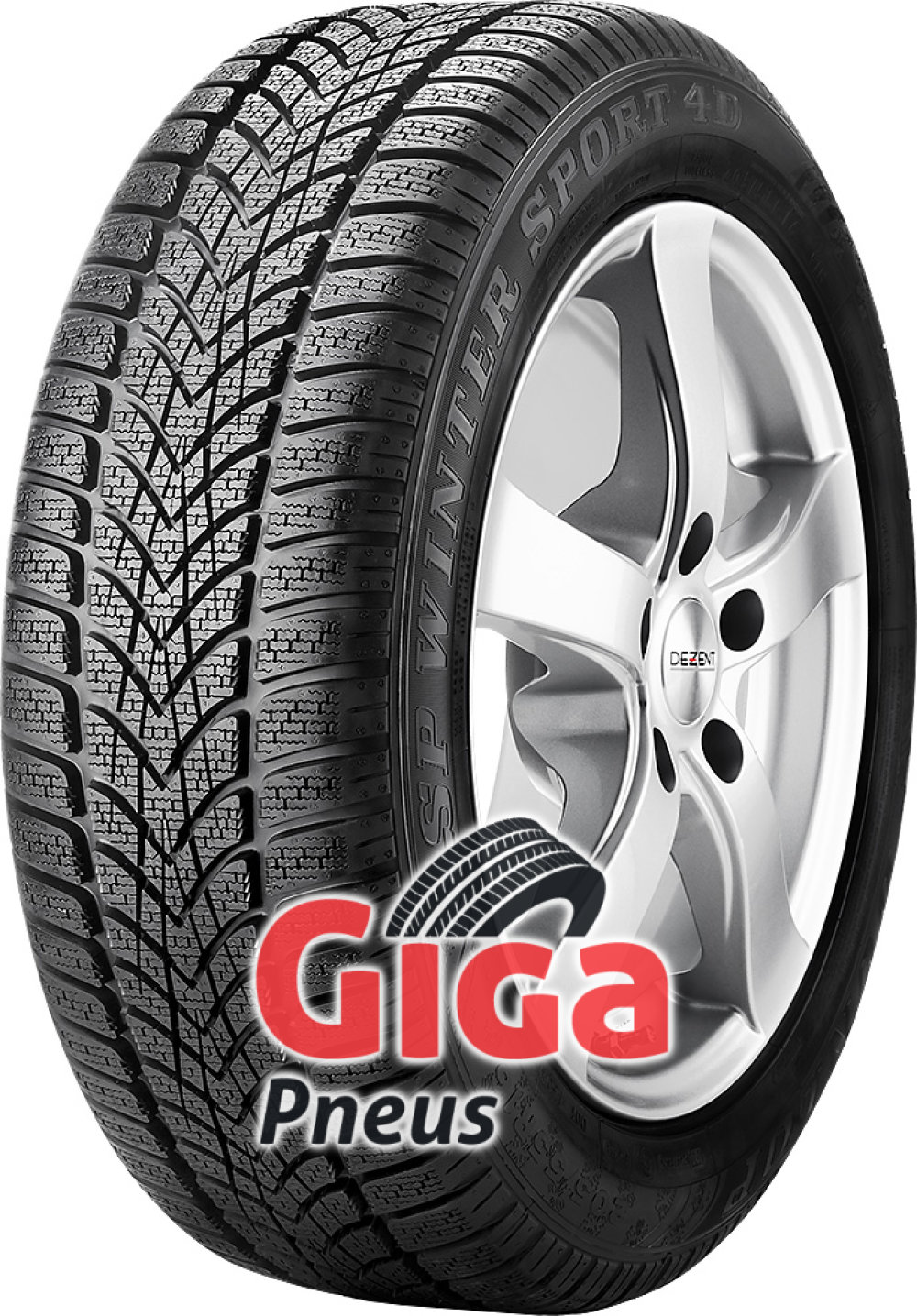 Dunlop SP Winter Sport 4D ( 215/70 R16 100T )