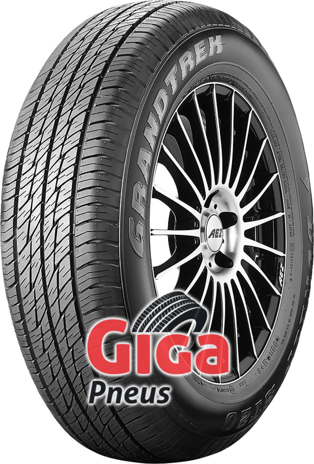 Dunlop Grandtrek ST 20 ( 225/65 R18 103H , direito )
