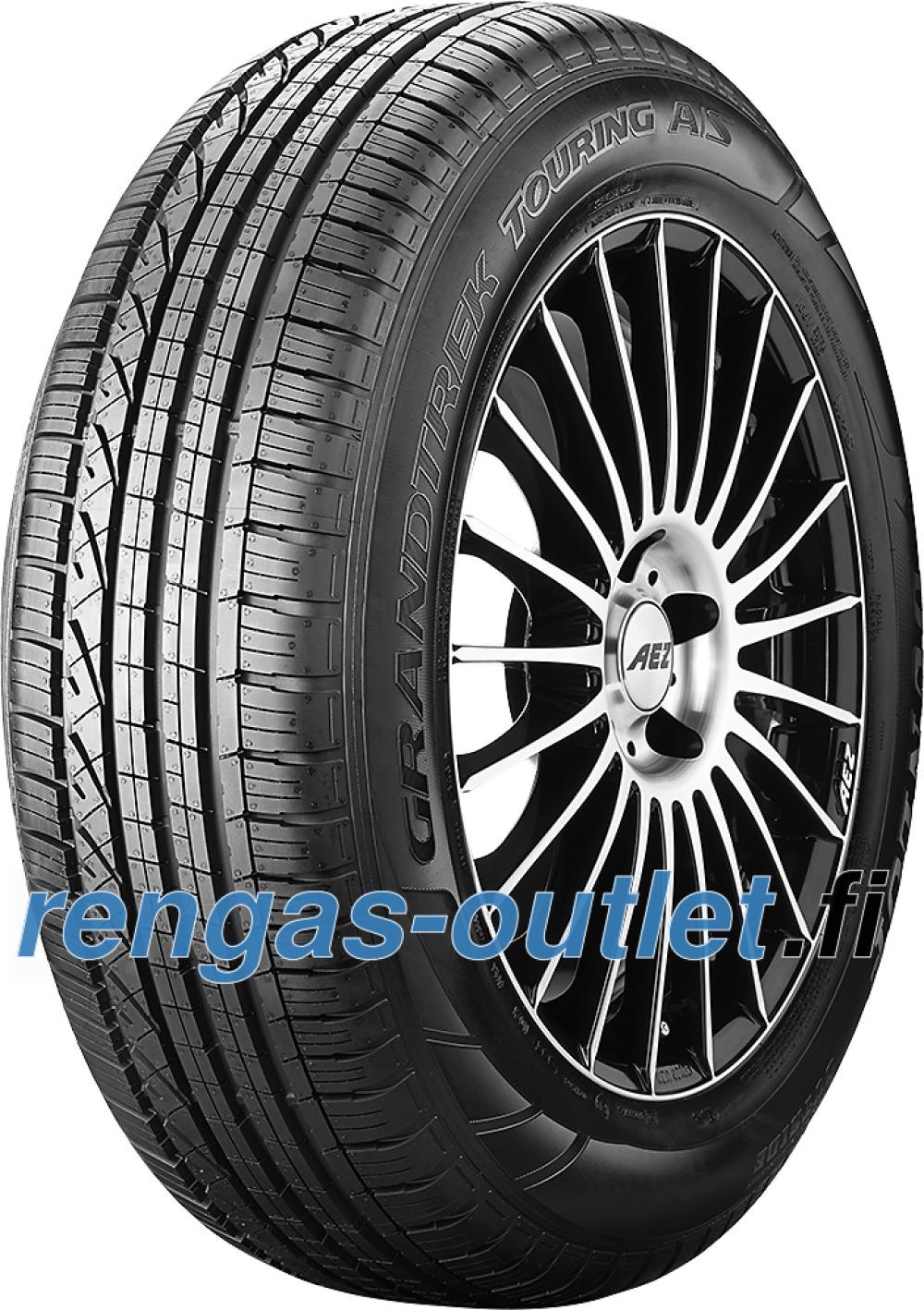Dunlop Grandtrek Touring A/S ( 215/65 R16 98H , vannesuojalla (MFS) BLT )