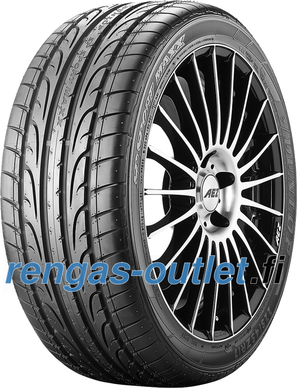 Dunlop SP Sport Maxx ( 225/50 R17 94W )