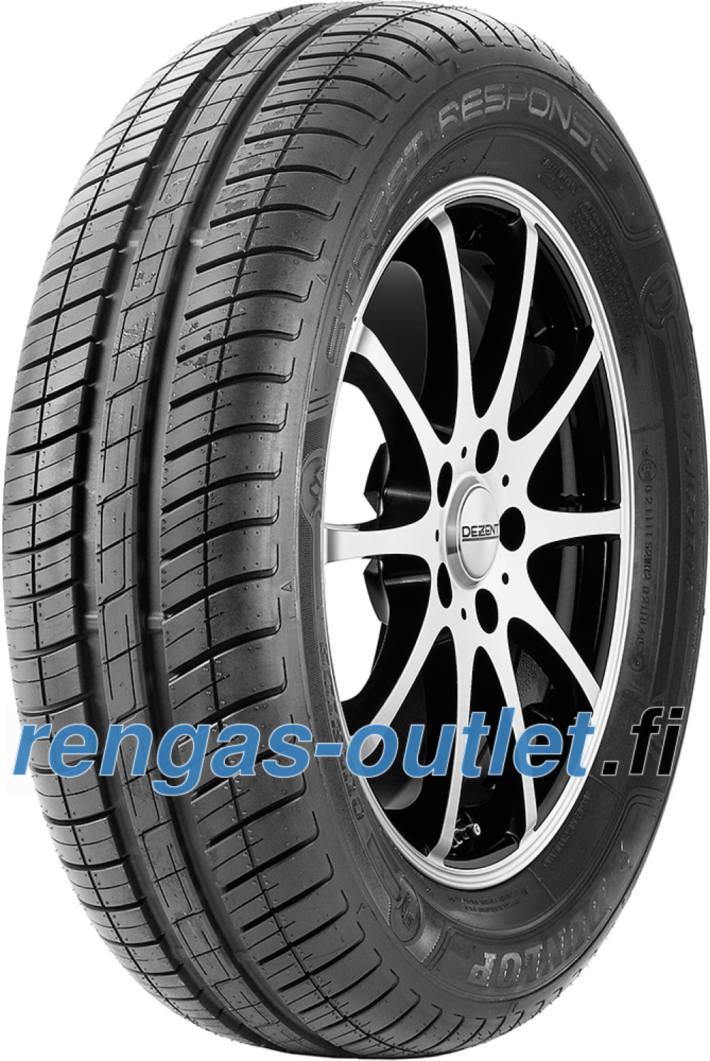 Dunlop SP StreetResponse 2 ( 175/60 R15 81T )