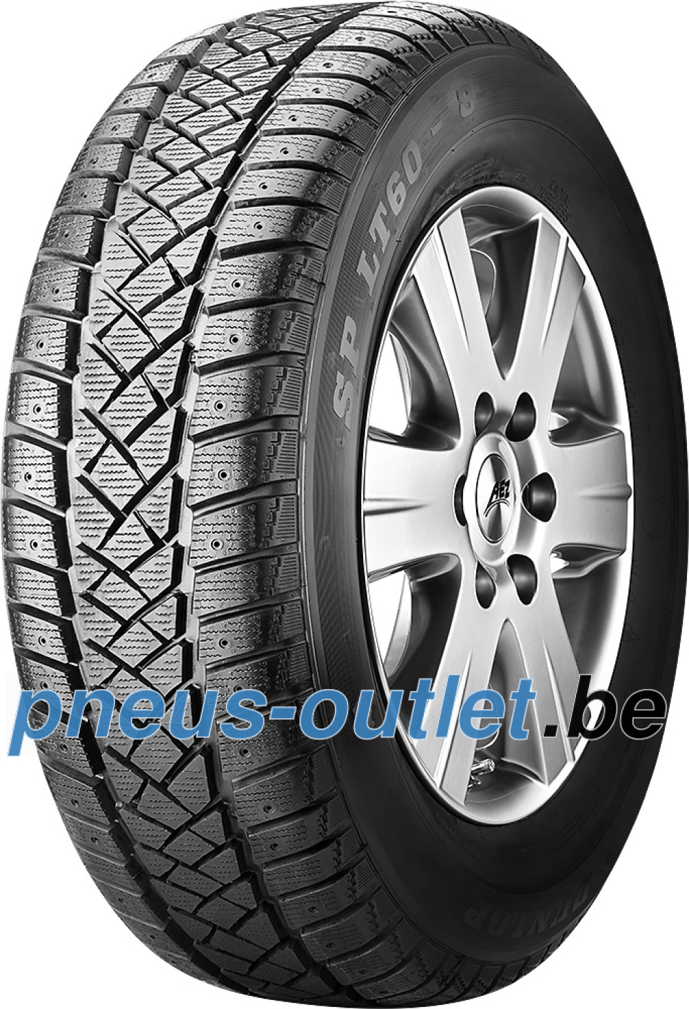 Dunlop SP LT 60 ( 225/65 R16C 112/110R 8PR )