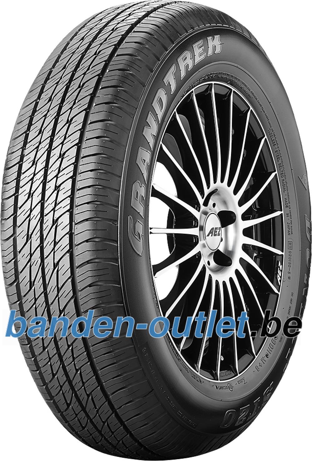 Dunlop Grandtrek ST 20 ( 225/65 R18 103H , rechts )