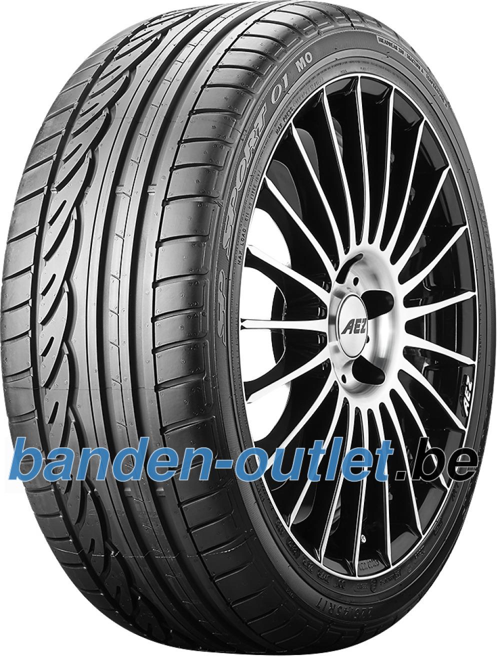 Dunlop SP Sport 01 ( 225/45 R18 95W XL met velgrandbescherming (MFS) )