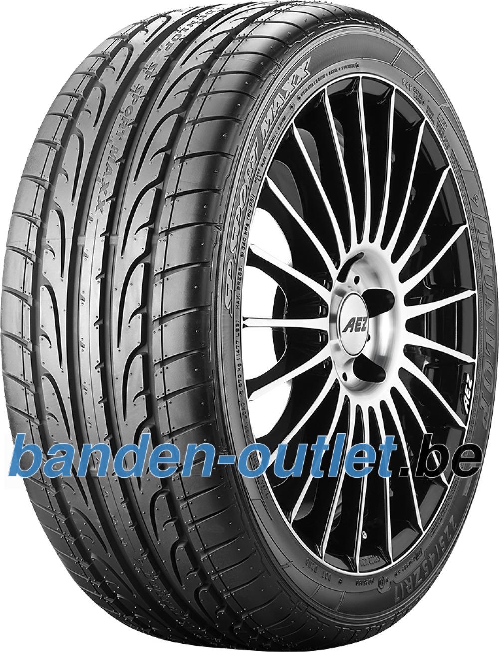 Dunlop SP Sport Maxx ROF ( 285/35 R21 105Y XL runflat, met velgrandbescherming (MFS), * BLT )