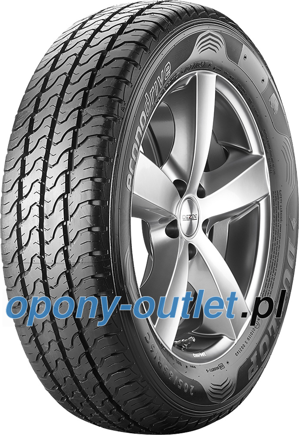 Dunlop Econodrive ( 215/75 R16C 116/114R )