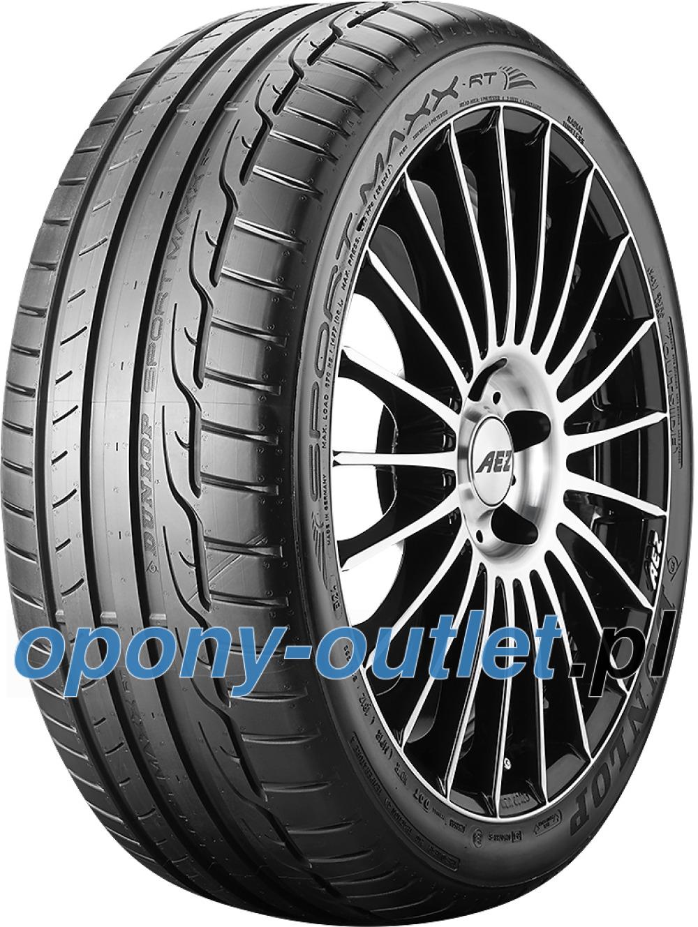 Dunlop Sport Maxx RT ( 225/45 R19 92W osłona felgi (MFS) )