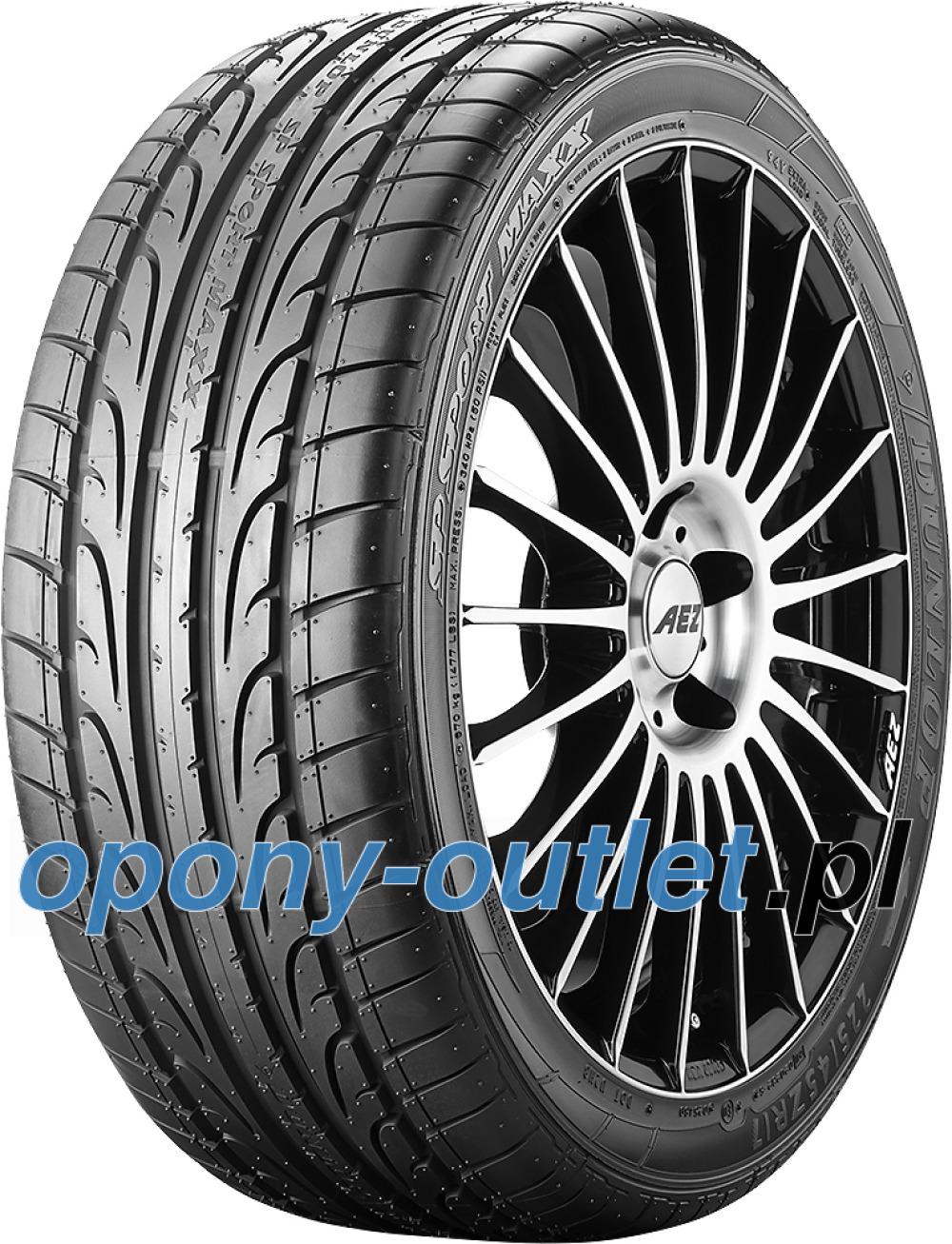 Dunlop SP Sport Maxx ( 255/35 R20 97Y XL J, osłona felgi (MFS) )
