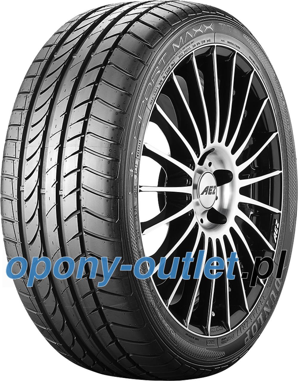Dunlop SP Sport Maxx GT ROF ( 245/40 R19 94Y *, osłona felgi (MFS), runflat BLT )