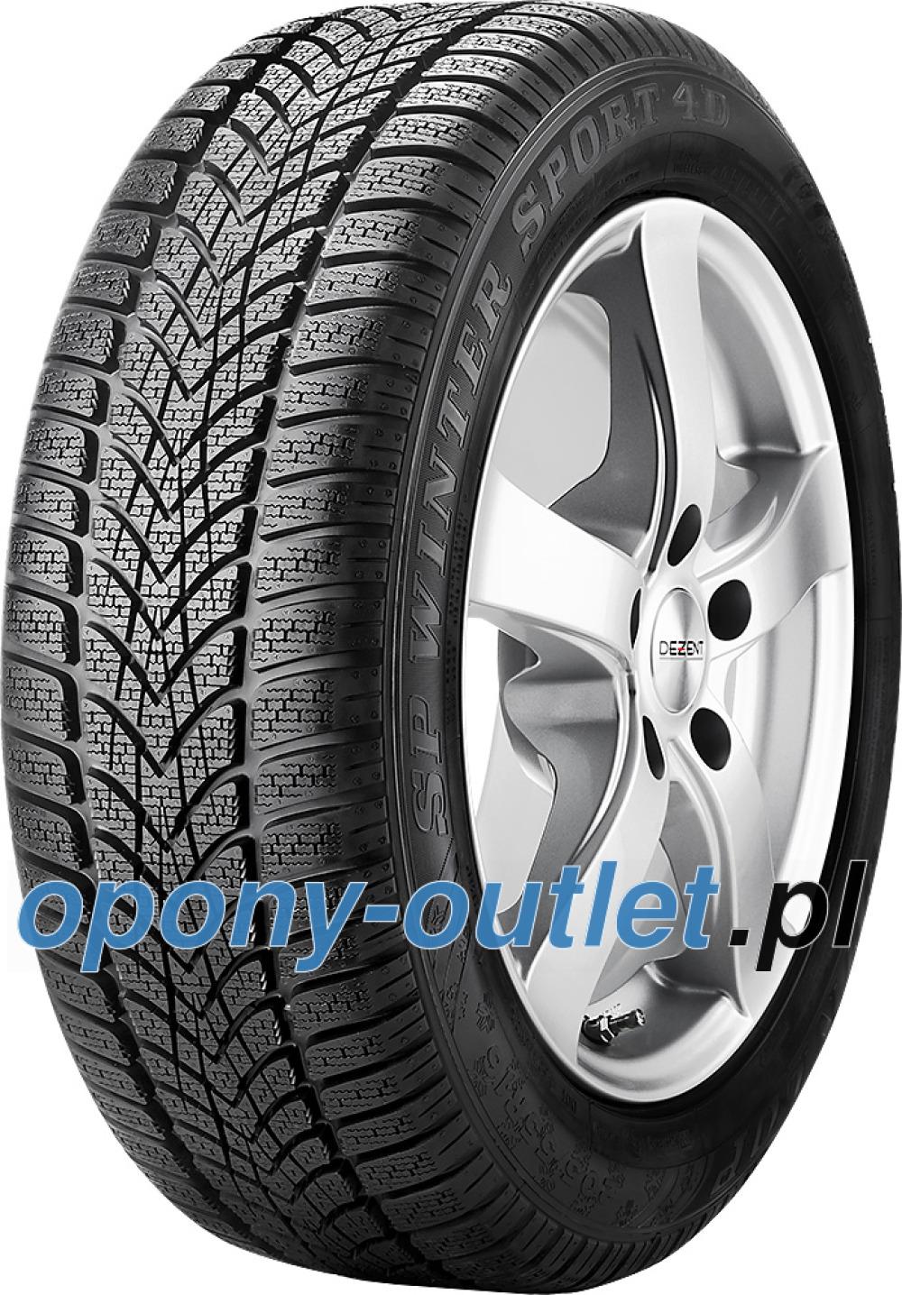 Dunlop SP Winter Sport 4D ( 195/65 R16 92H * )