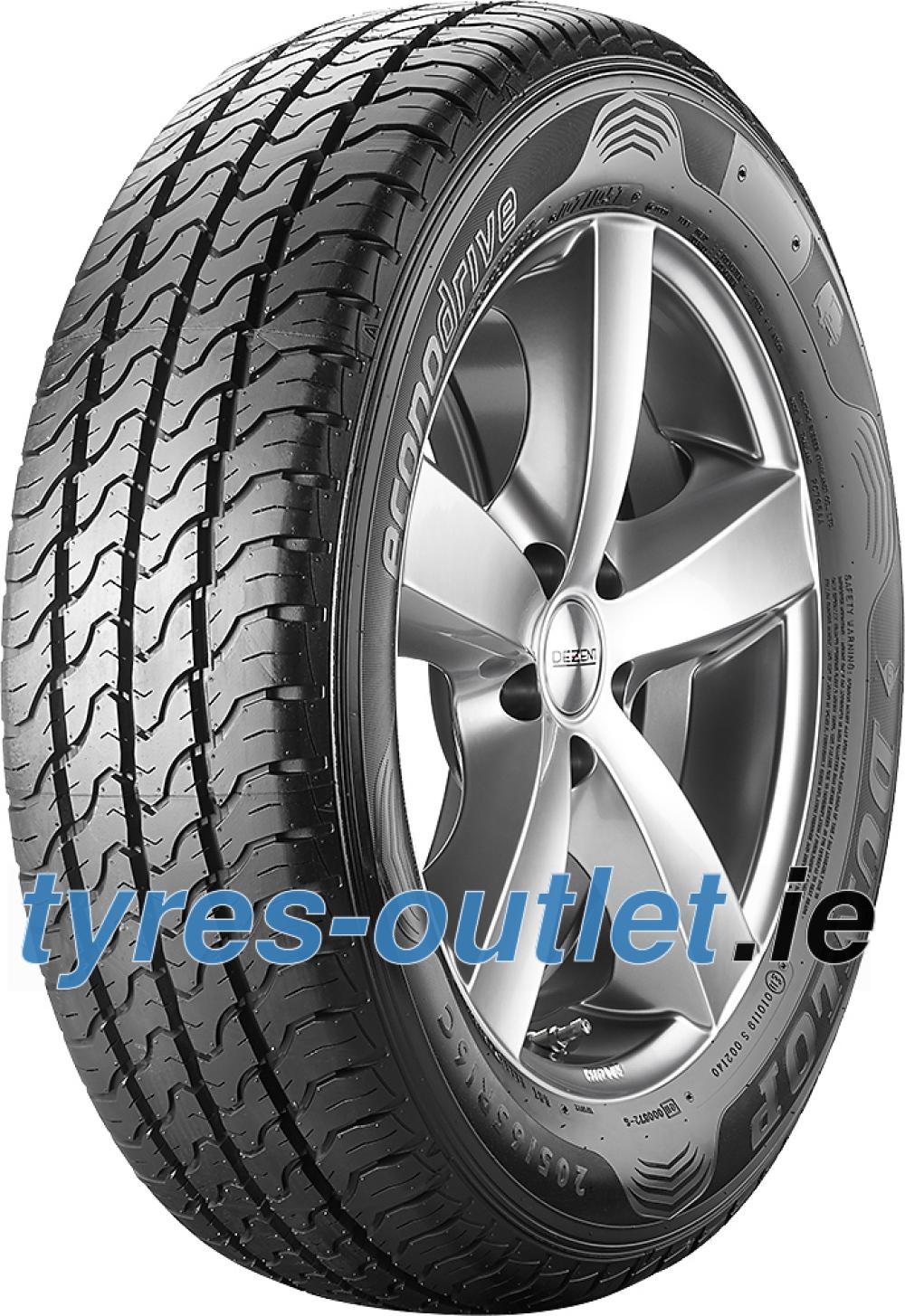 Dunlop Econodrive ( 205/65 R16C 103/101T )