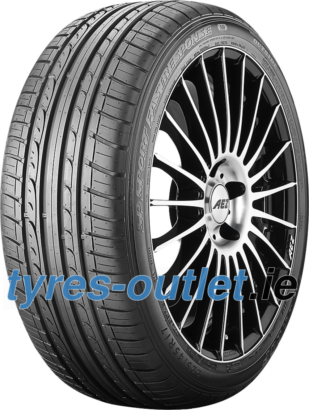 Dunlop SP Sport FastResponse ( 175/65 R15 84H )