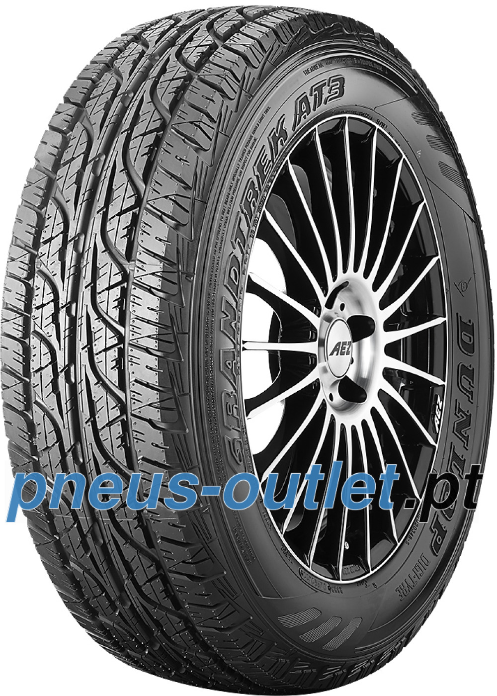 Dunlop Grandtrek AT 3 ( 265/70 R16 112T OWL )