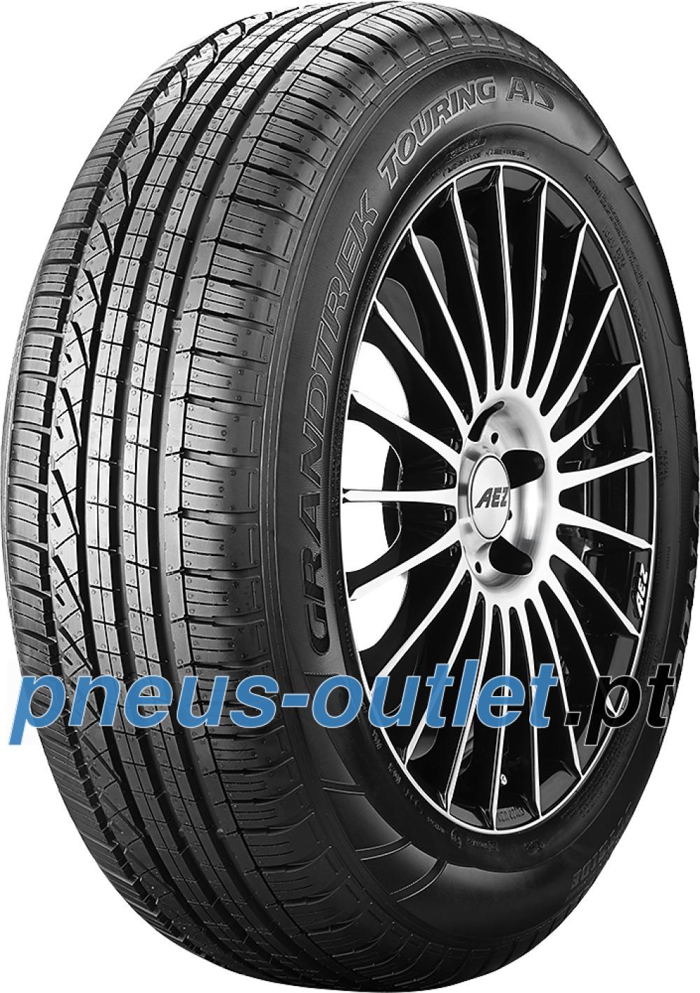Dunlop Grandtrek Touring A/S ( 225/65 R17 106V XL com protecção da jante (MFS) )