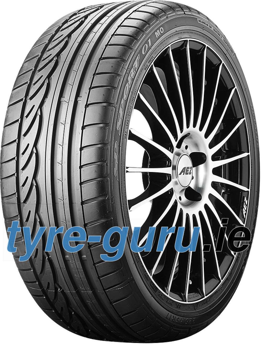 Tires Dunlop SP Sport 01
