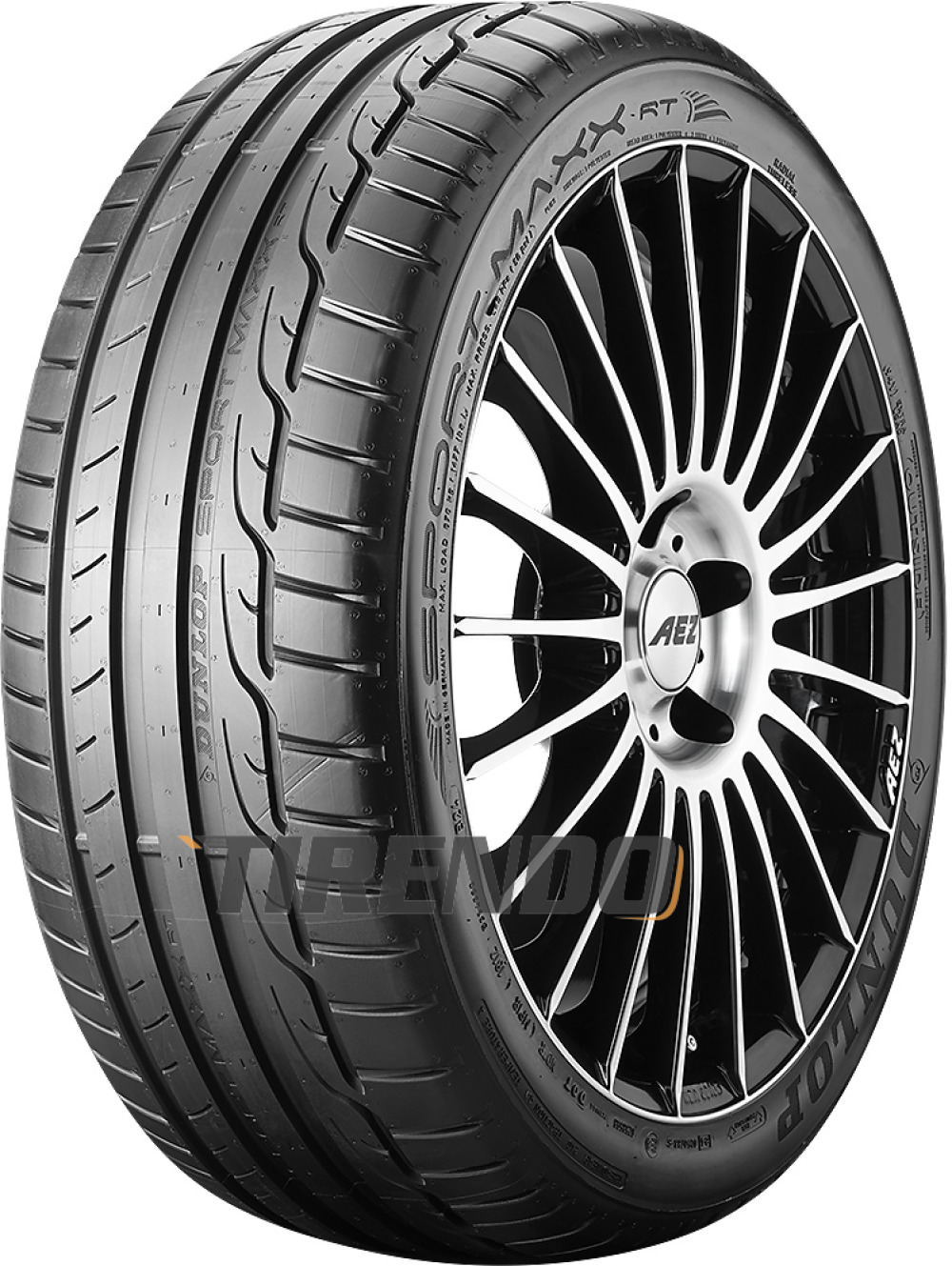 Dunlop Sport Maxx RT ( 225/45 R17 94W XL mit Felgenschutz (MFS) )