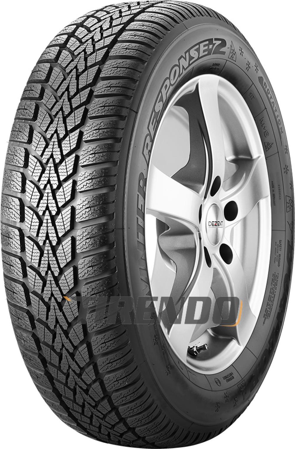 Dunlop SP Winter Response 2 ( 165/65 R15 81T )