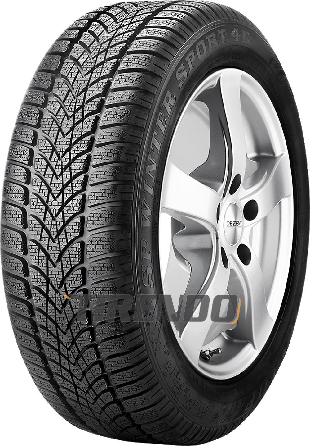 Dunlop SP Winter Sport 4D ROF ( 245/50 R18 104V XL , runflat, MOE BLT )