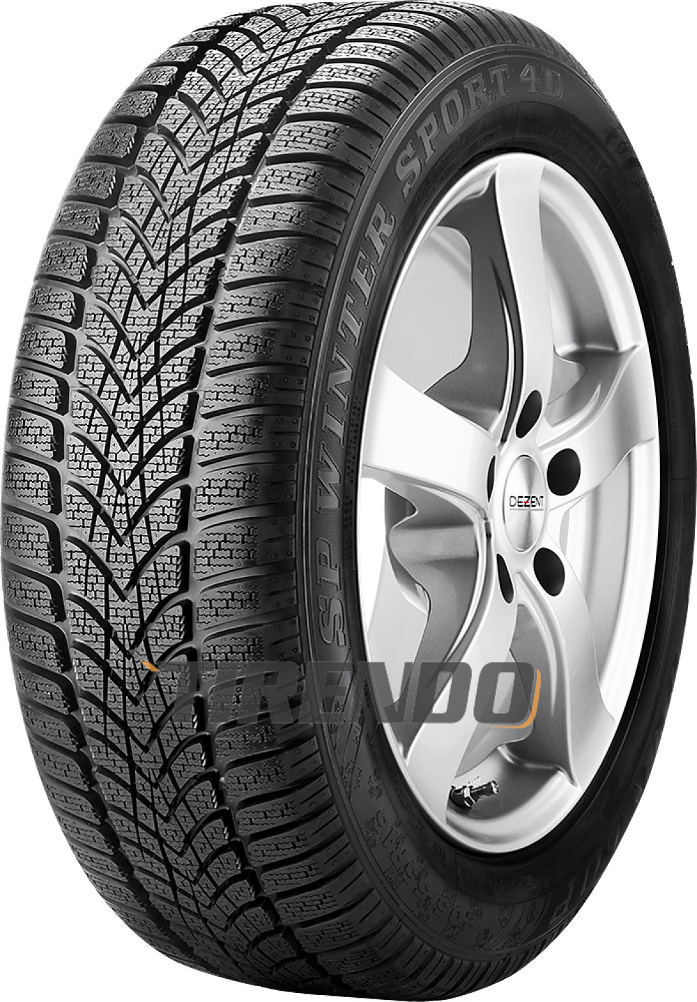 Dunlop SP Winter Sport 4D ( 255/50 R19 103V , mit Felgenschutz (MFS), N0 BLT )