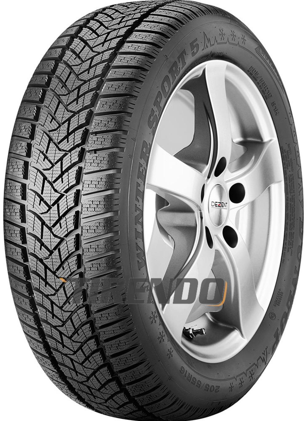 Dunlop Winter Sport 5 ( 235/50 R18 101V XL )
