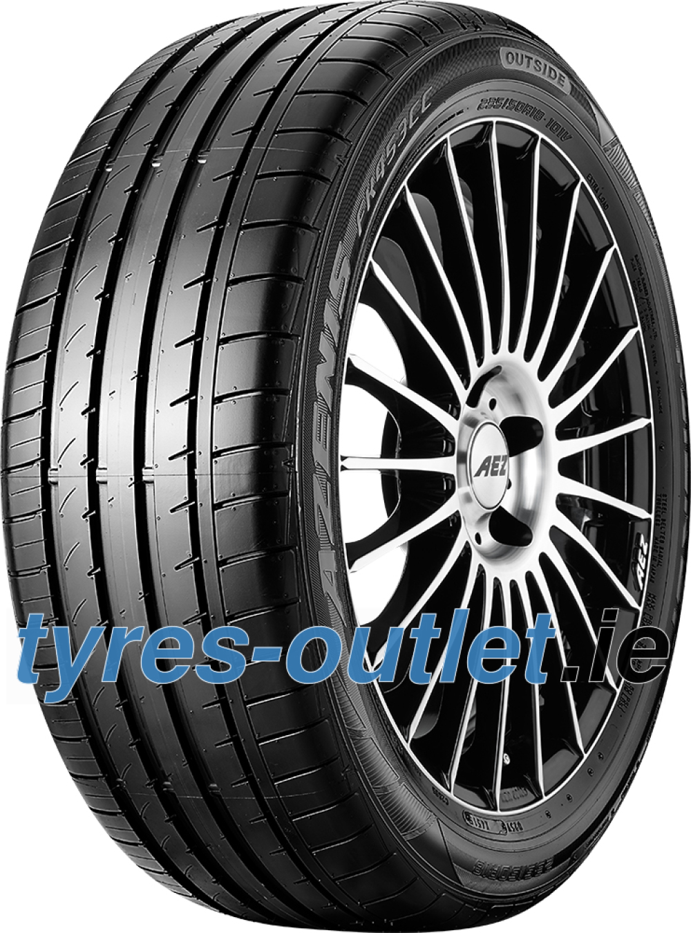 Falken Azenis FK453CC ( 235/50 R18 101V XL with rim protection (MFS) BLT )