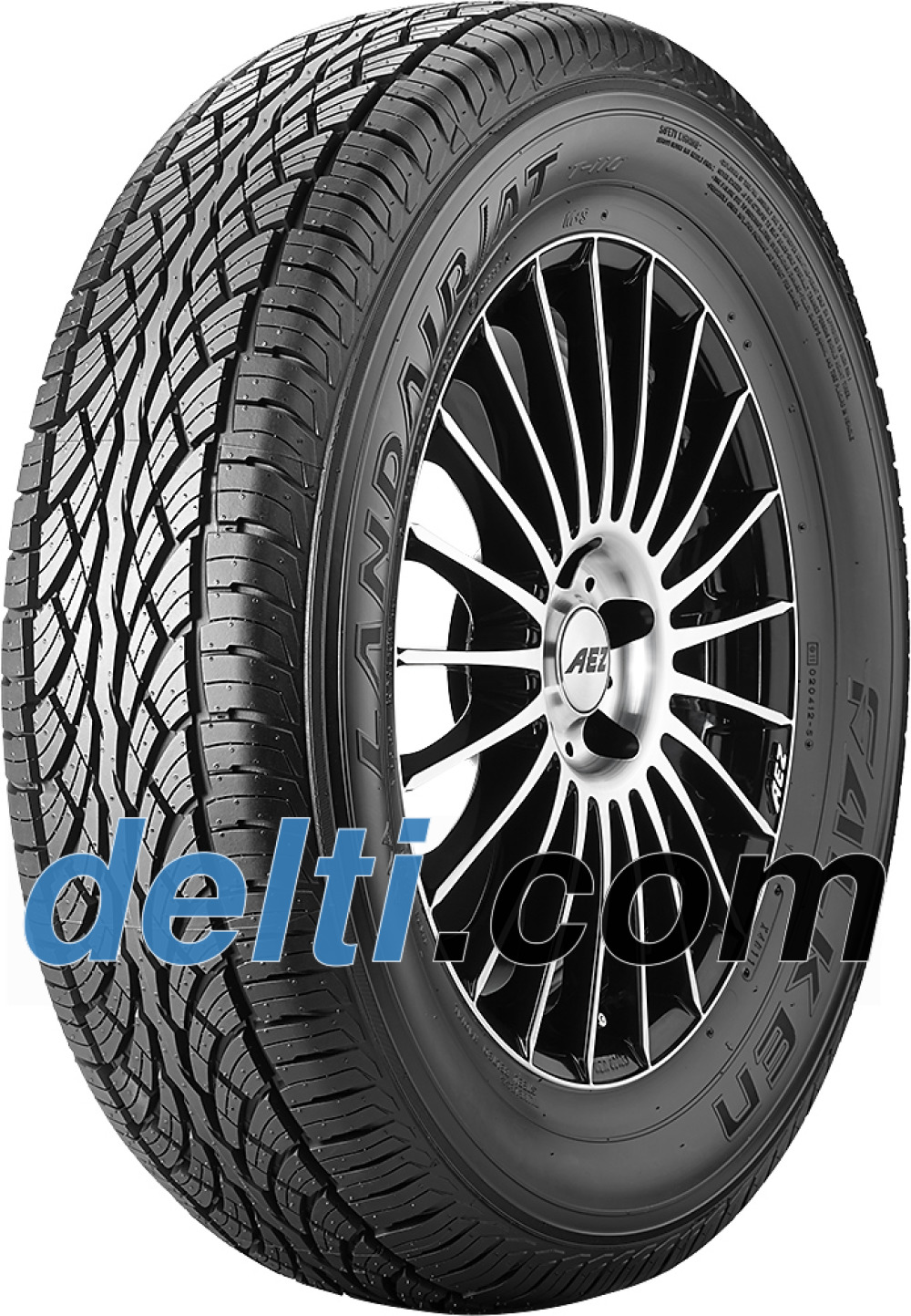 Falken Landair/AT T-110 ( 215/80 R16 103S )
