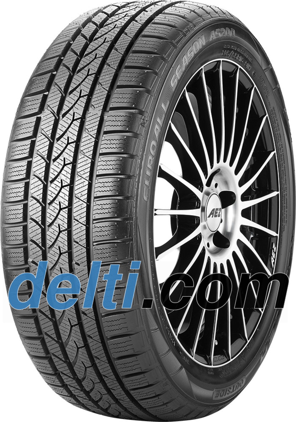 Falken Euro All Season AS200 ( 215/55 R18 95H , avec protège-jante (MFS) )