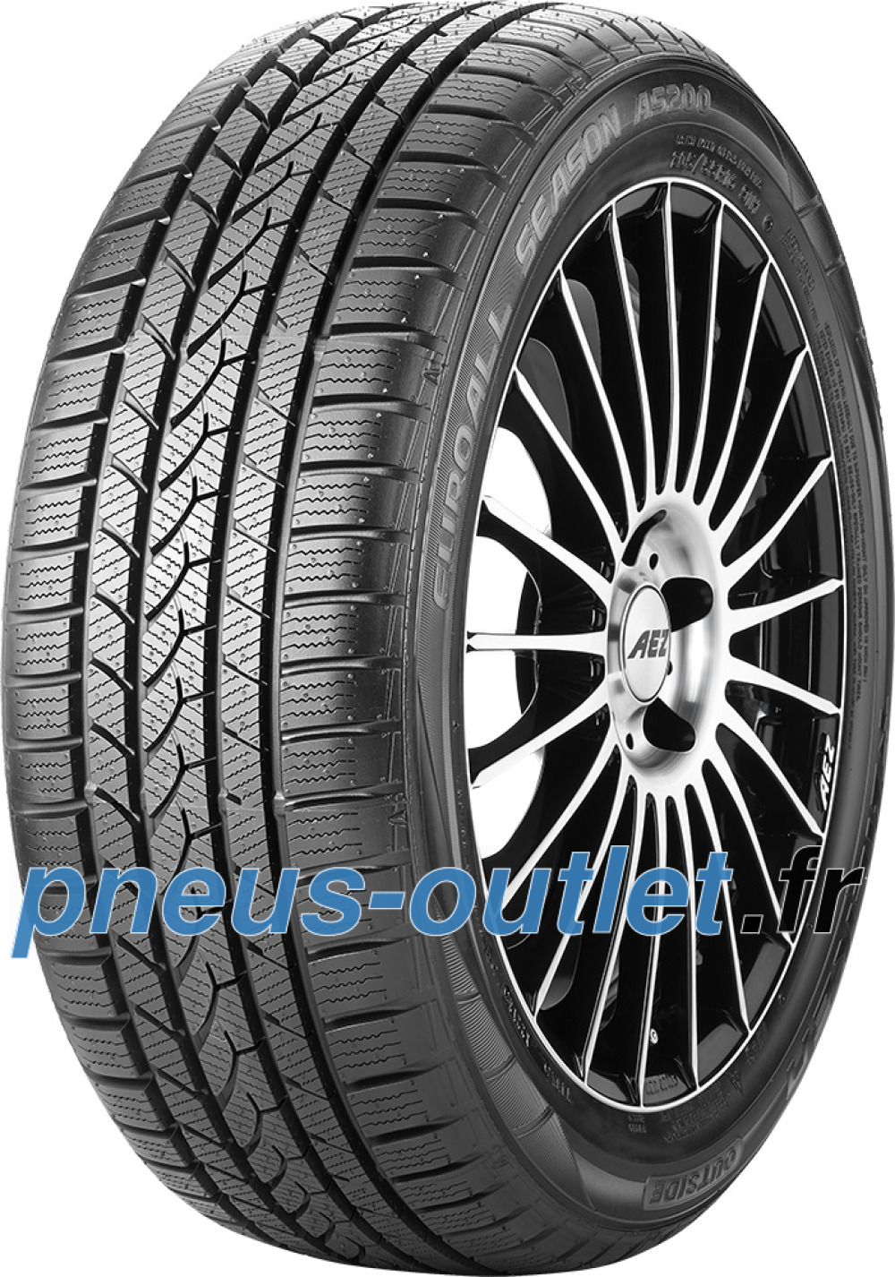 Falken Euro All Season AS200 ( 165/70 R13 79T )
