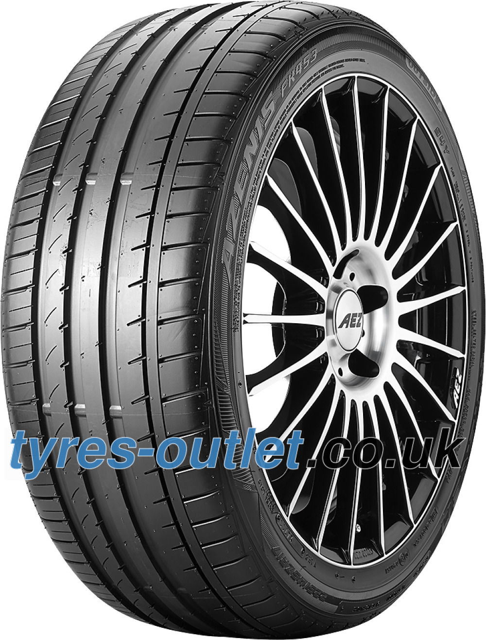 Falken Azenis FK453 ( 215/35 ZR19 85Y XL with rim protection (MFS) )