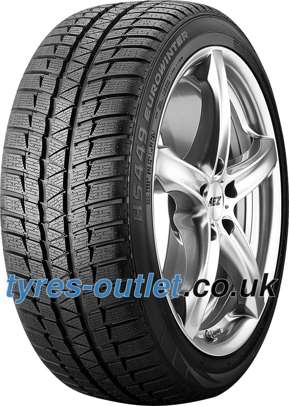 Falken Eurowinter HS449 RFT ( 245/40 R19 94V , runflat, with rim protection (MFS) )