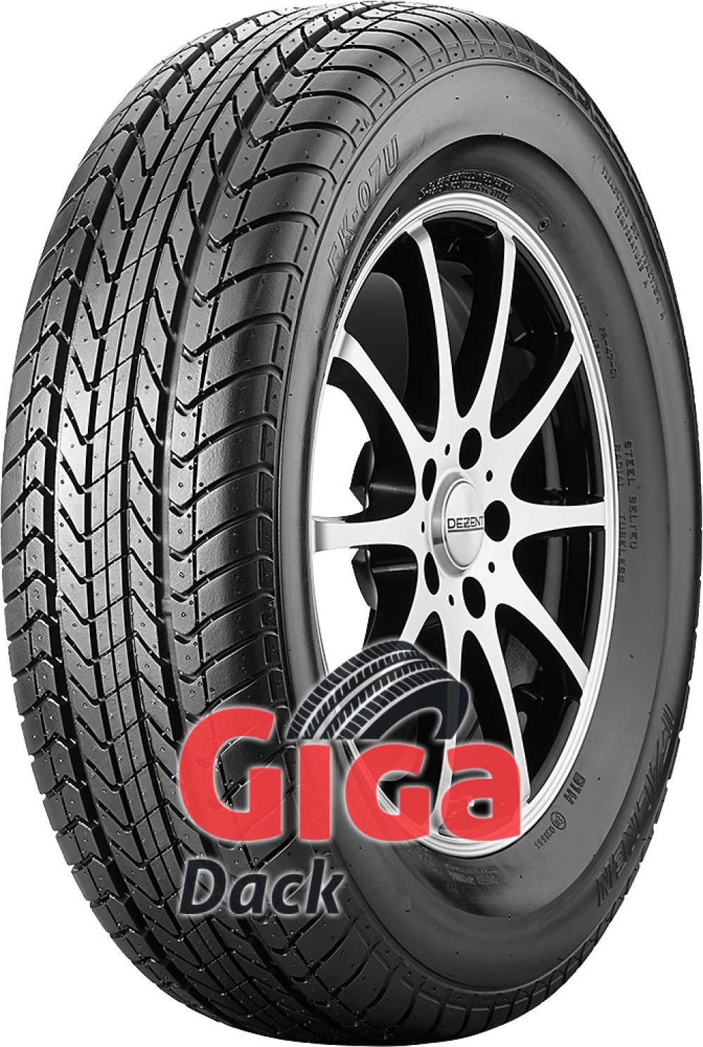 Falken FK-07U ( 185/70 R14 88H WW 20mm )