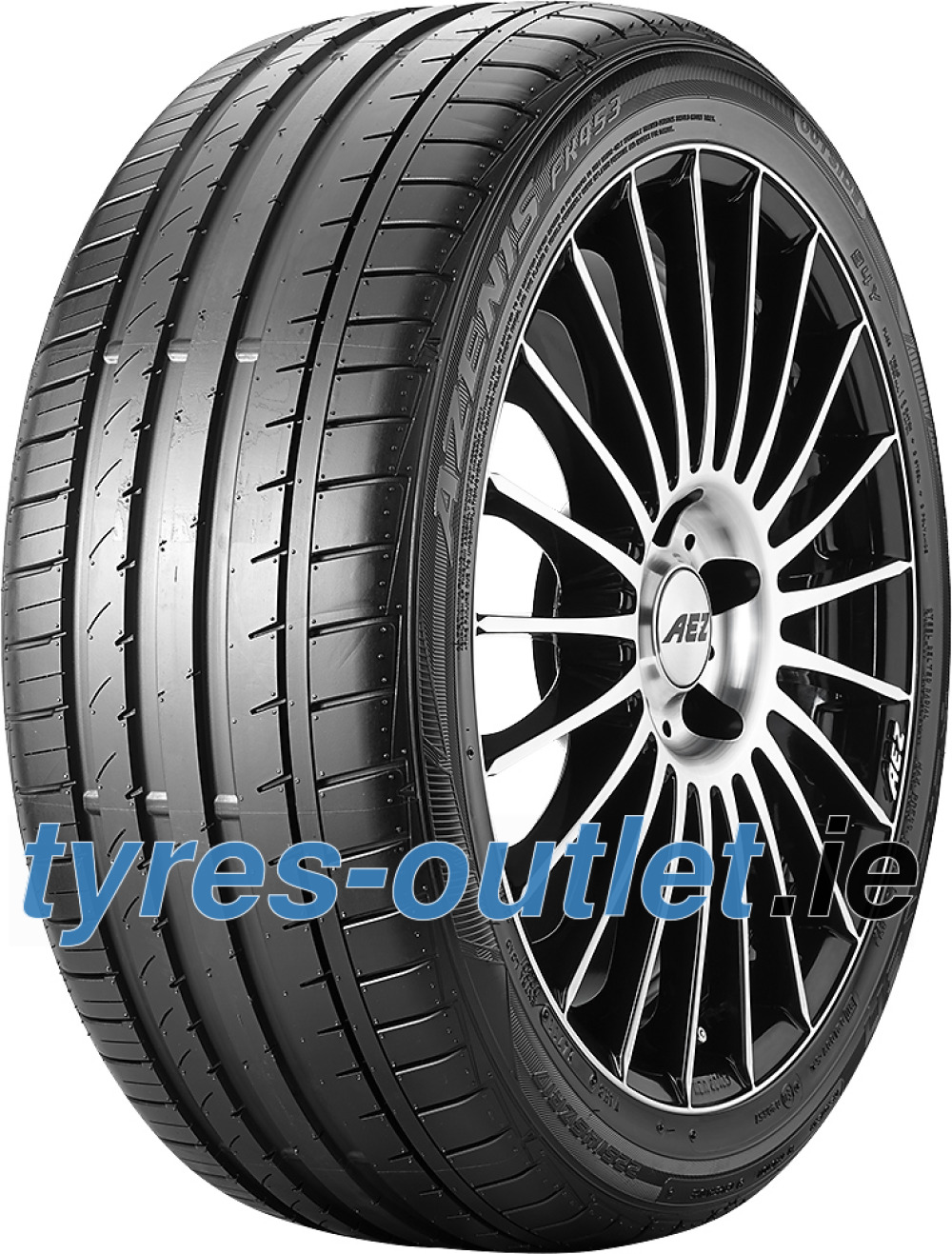 Falken Azenis FK453 ( 235/45 ZR18 98Y XL with rim protection (MFS) )