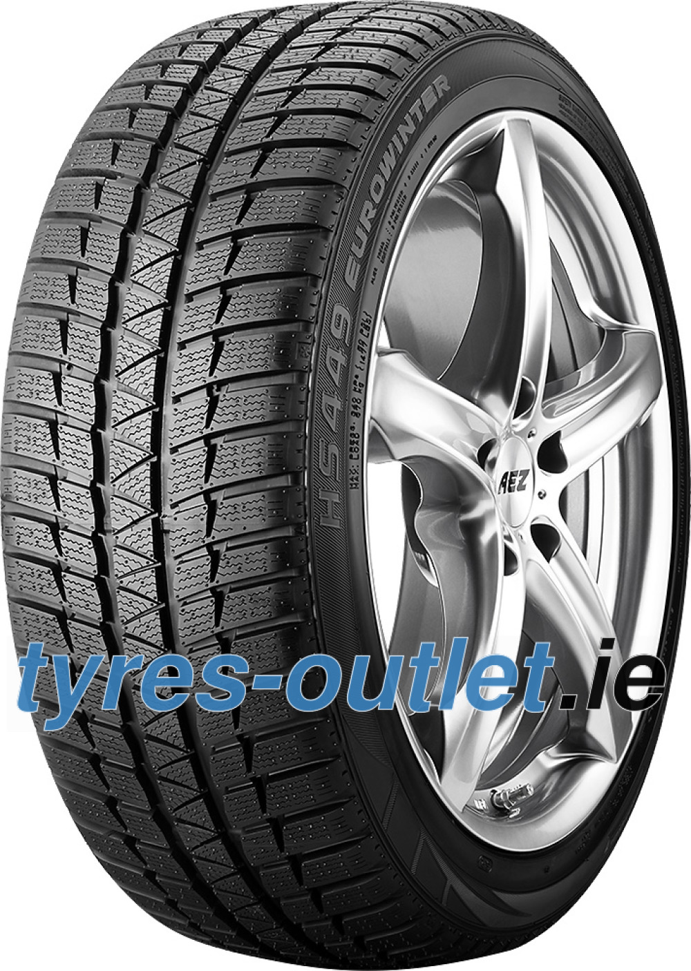 Falken Eurowinter HS449 ( 185/55 R16 83T , with rim protection (MFS) )
