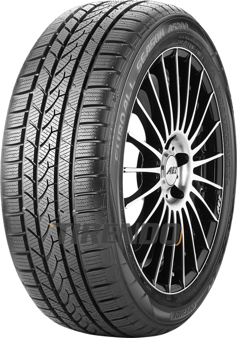 Falken Euro All Season AS200 ( 215/65 R17 99H )