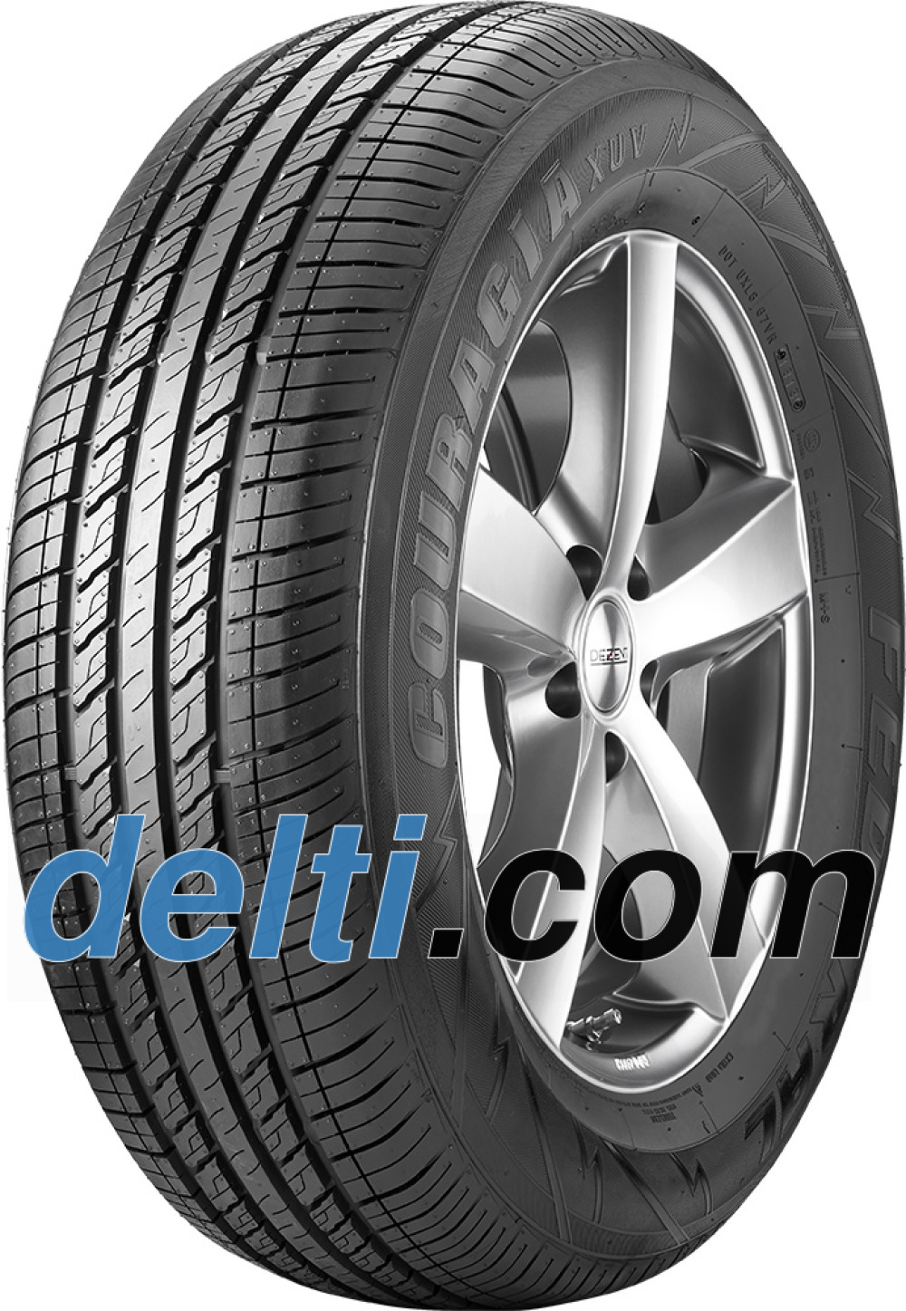 Federal Couragia XUV ( P235/55 R17 99H )