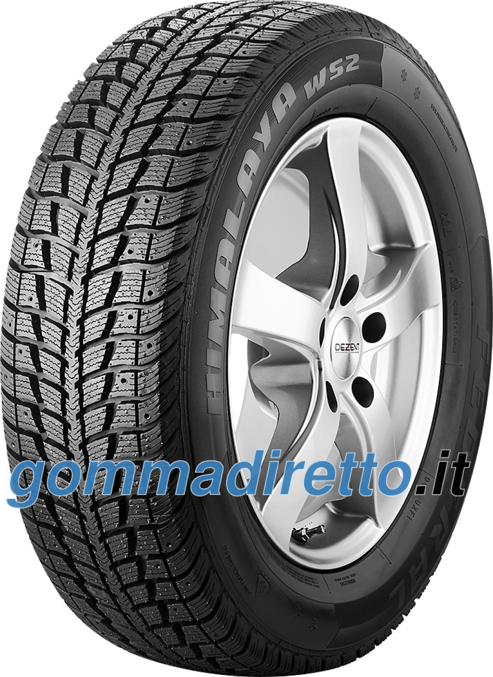 Image of Cooper Weather-Master WSC ( 235/75 R15 109T XL, pneumatico chiodato )
