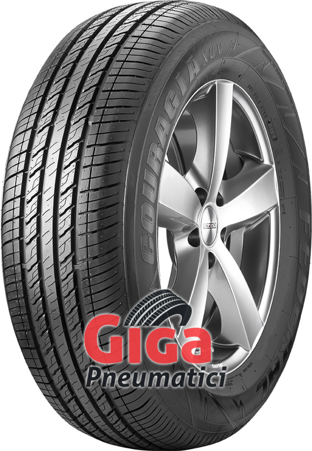 Federal Couragia XUV ( P255/60 R17 110V XL )