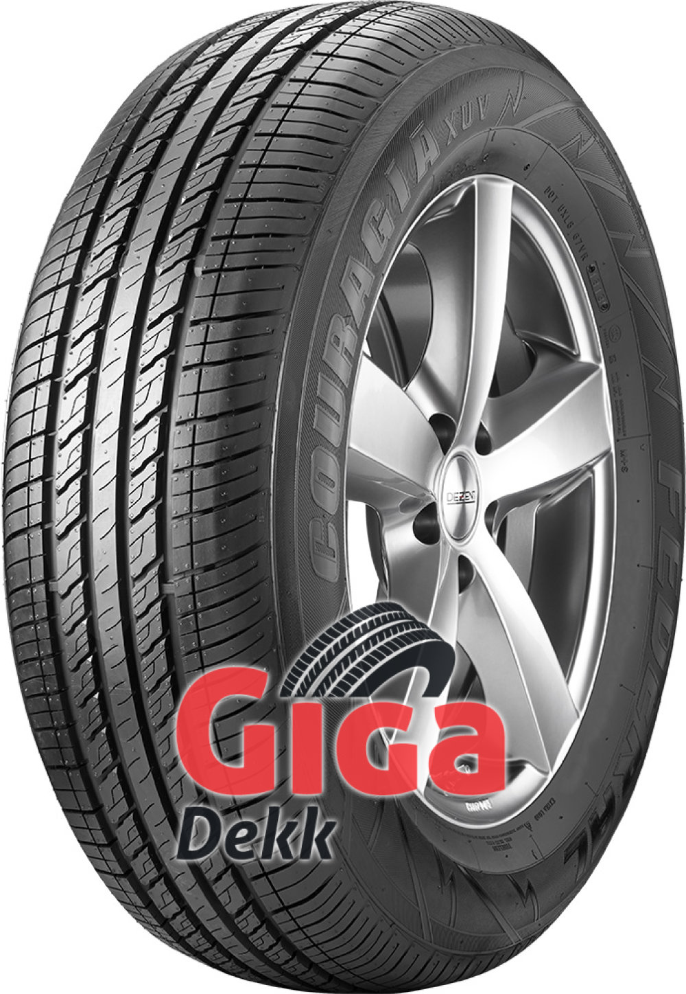 Federal Couragia XUV ( P275/70 R16 114H )