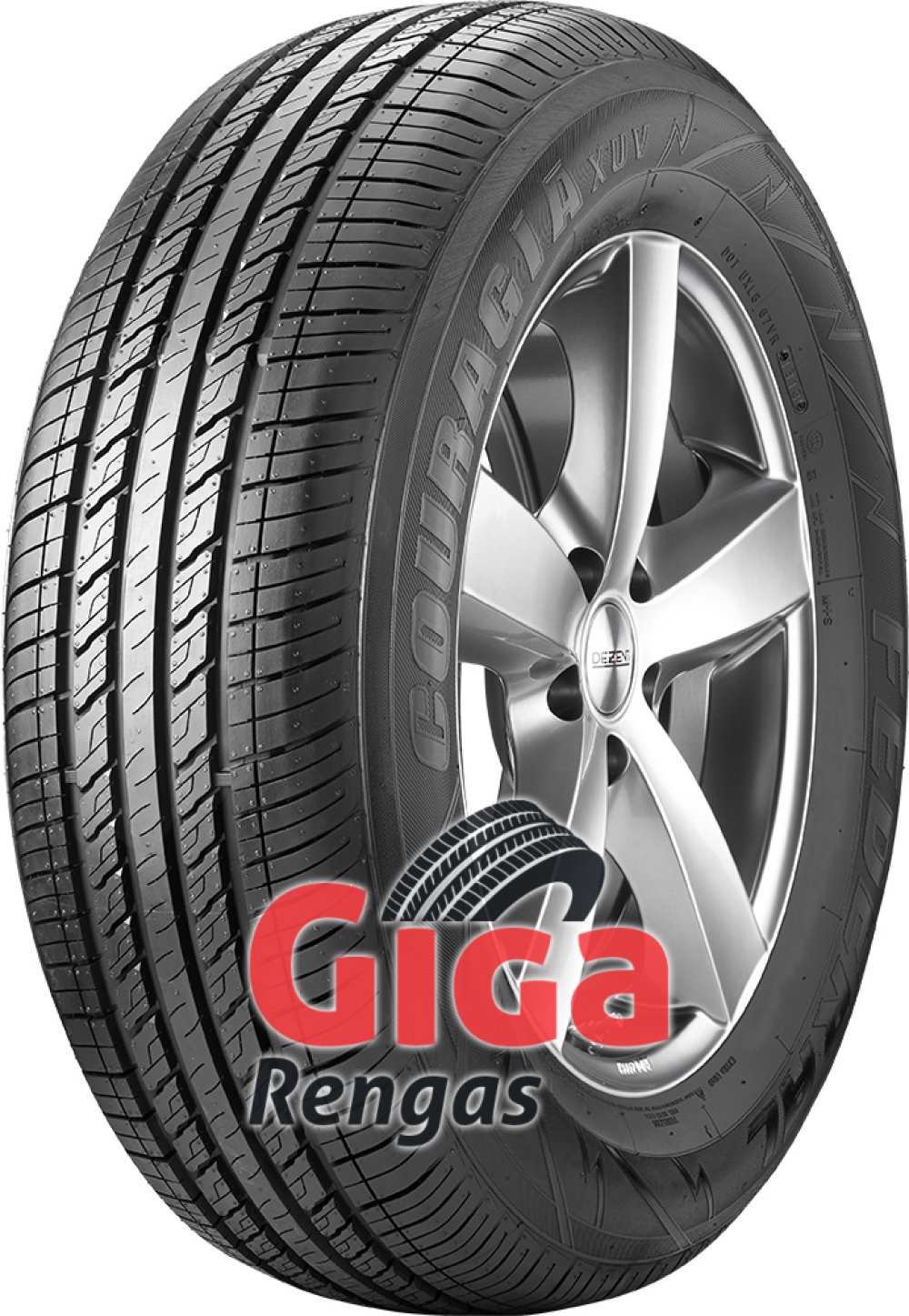Federal Couragia XUV ( P225/60 R17 99H )