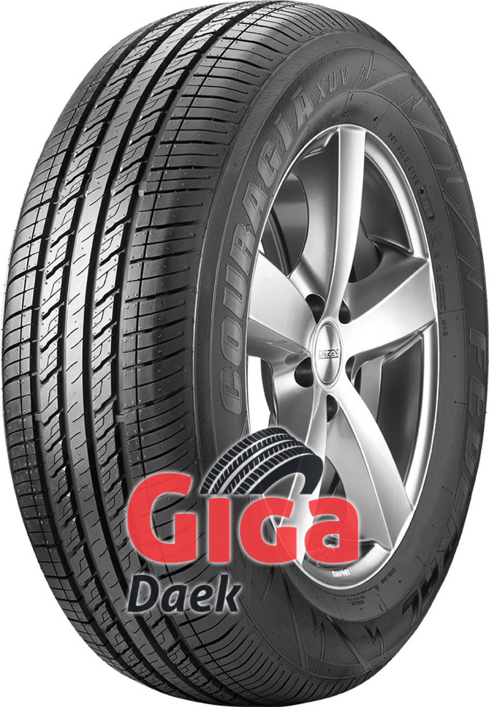 Federal Couragia XUV ( P205/70 R15 96H )