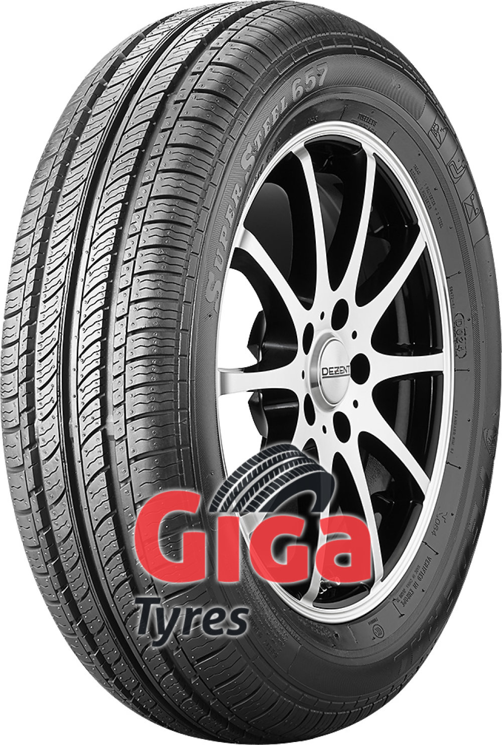Federal SS-657 ( 165/80 R15 87T )