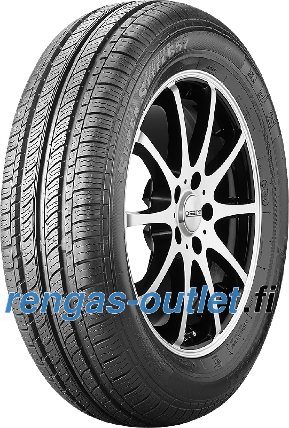 Federal SS-657 ( 185/70 R14 88T )