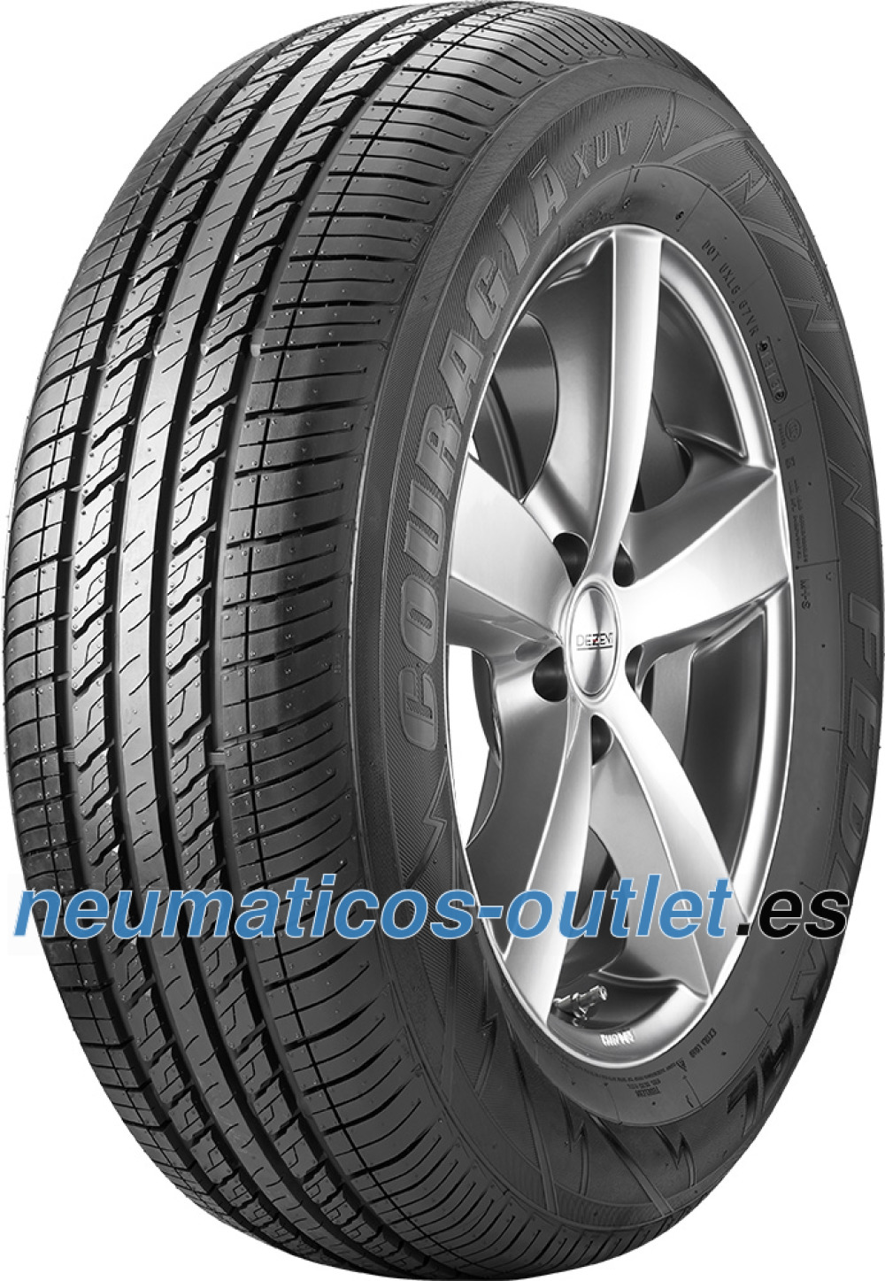 Federal Couragia XUV ( P255/70 R15 112H XL )